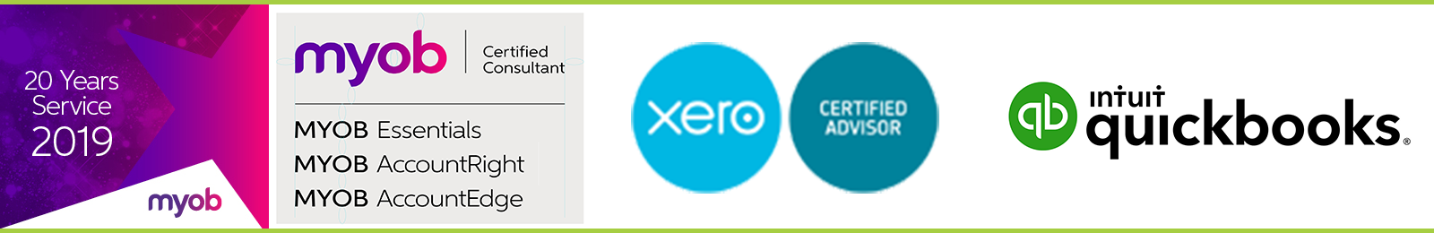 MYOB, XERO and QuickBooks Certified Consultant